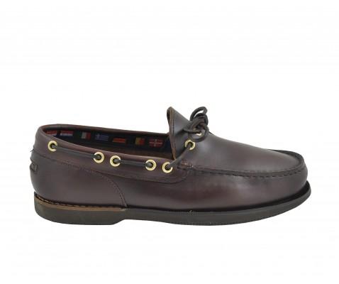 Zapatos marrones Benavente para hombre 77lnI4