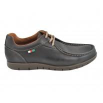 Zapato casual piel café - Benavente