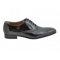 Zapato de ceremonia piel negro - Benavente