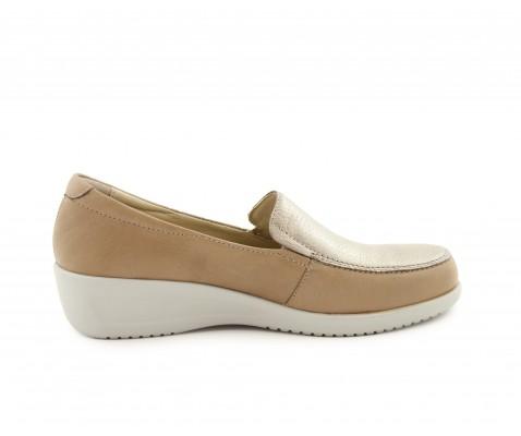 Zapato señora cómodo con plantilla extraible