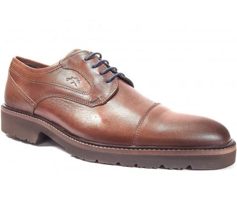 Zapato casual Fluchos 9527 BRPL Camel - Fluchos