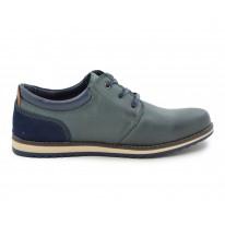 Zapato cómodo piel marino