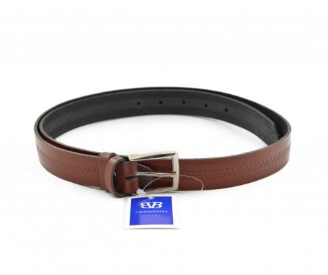 Cinturón grabado piel cuero - Benavente