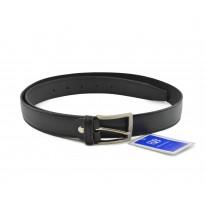 Cinturón piel negro - Benavente