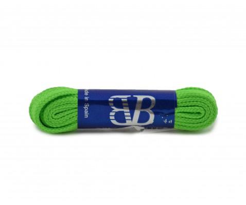 Cordones para zapatillas deportivas verde - Benavente
