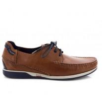 Zapato casual Fluchos 9123 Torn Cuero - Fluchos