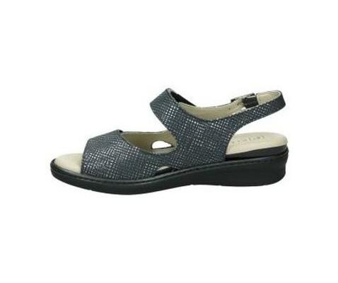 Sandalia cómoda piel Pitillos 5503 negra - Pitillos
