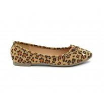 Bailarina planta foam leopardo