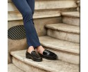Castellano antifaz piso goma negro - Benavente
