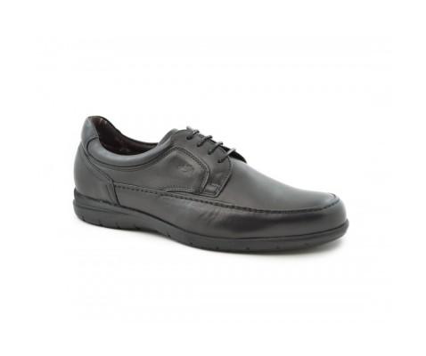 Zapato cómodo Fluchos 8498 negro - Fluchos