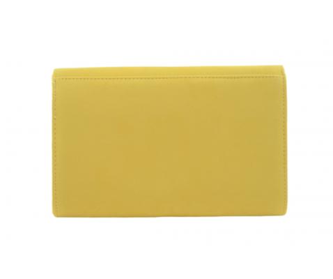 Bolso fiesta ante amarillo