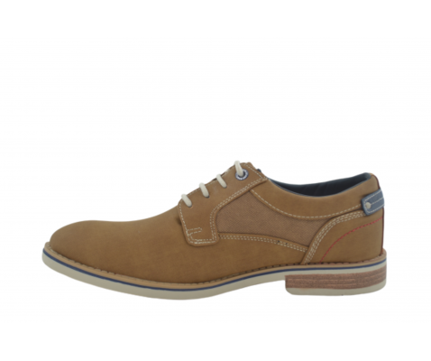 Zapato casual rapshody camel