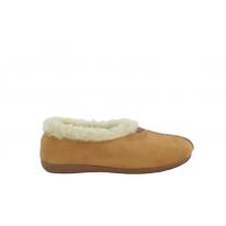 Zapatillas de estar por casa esquimal cuero