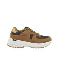 Zapatilla deportiva ugly sneakers marrón