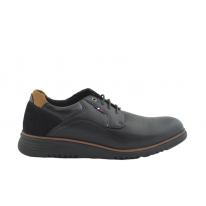 Zapato causal oxford negro