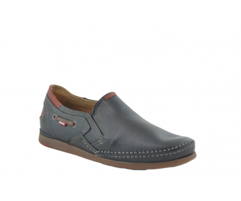 Zapato cómodo Fluchos Tornado Placa Marino - Fluchos