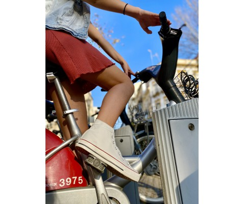 Zapatilla deportiva Chika10 City 02 blanco - Chika10
