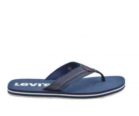 Sandalia esclava playera levis 231756 marino - Levis