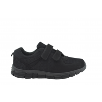 Zapatilla deportiva cómoda negra