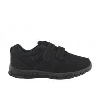 Zapatilla deportiva cómoda negro