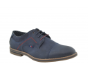 Zapato casual oxford 32022 navy