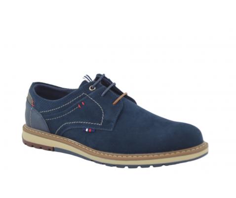 Zapato casual oxford 32041 marino