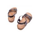 Sandalia plana piso bio plomo - Porronet