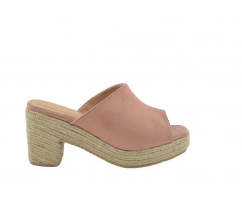 Zapato para mujer en color nude