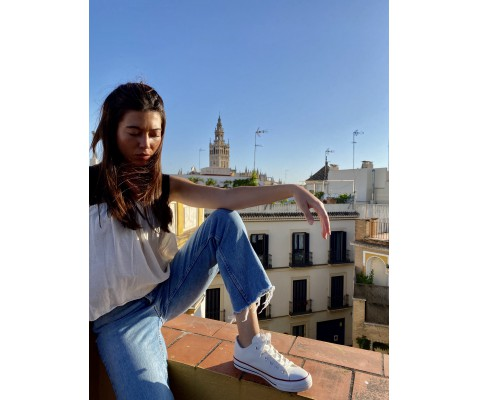 Zapatilla deportiva Chika10 City 01 blanco - Chika10