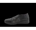 Zapato cómodo negro