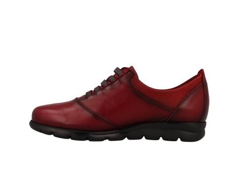 Zapato de piel picota