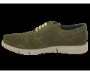 Zapato casual kaki hombre