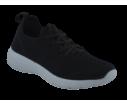 Zapatilla deportiva negra