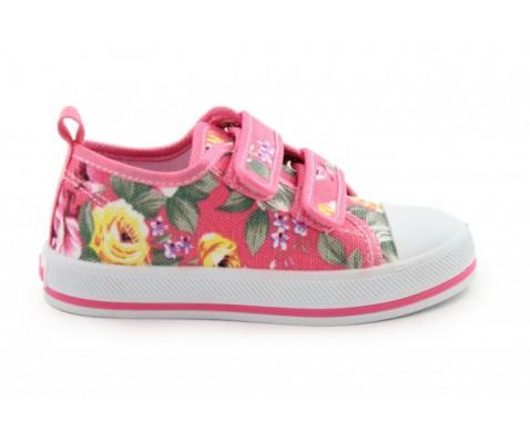 Zapatilla deportiva niña rosa - Benavente