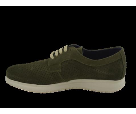 Zapato casual para hombre kaki