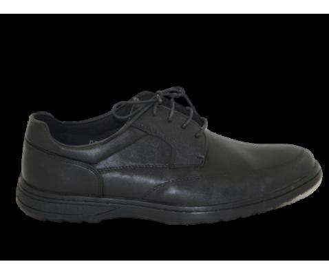 Zapato cómodo hombre cordones