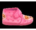 Zapatillas de estar por casa niñas Patrulla Canina fucsia