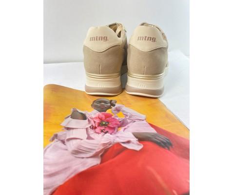 Zapatillas deportivas Mustang 69523 Beige