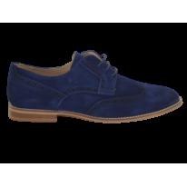 Zapato de vestir piel para hombre azul marino