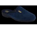 Zapatilla azul marino abiertas