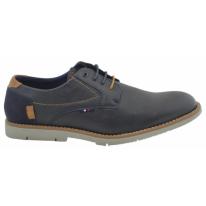 Zapato casual oxford 32231 marino