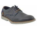 Zapato casual oxford 32031 navy