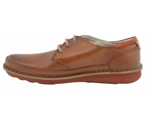 Zapato cómodo Fluchos Habana cuero - Fluchos