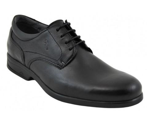 Zapato cómodo Fluchos hostelería 8904 negro - Fluchos