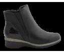 Zapato comodo negro