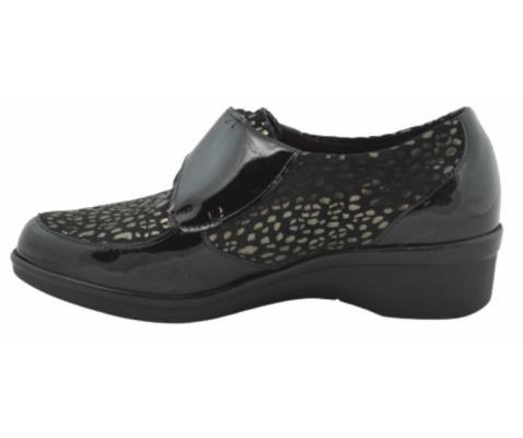 Zapato cómodo Pitillos 6311 negro - Pitillos