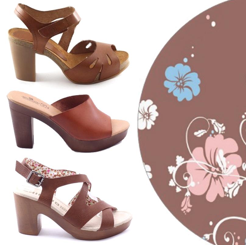 especial sandalias