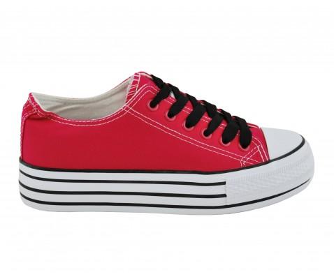 zapatilla-de-lona-con-plataforma-roja-benavente