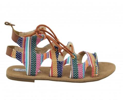 sandalia-plana-coolway-multicolor-coolway